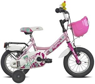 "Bērnu velosipēds Esperia Mascotte 9900, rozā, 12"""