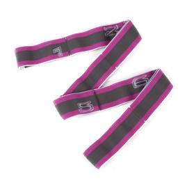 Vingrošanas lente VirosPro Sports Elastic Band LS3660 Black/Pink