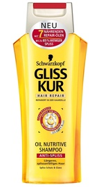 Schwarzkopf Gliss Kur Oil Nutritive Shampoo 250ml