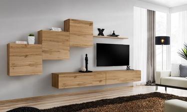 ASM Switch X Wall Unit Wotan Oak
