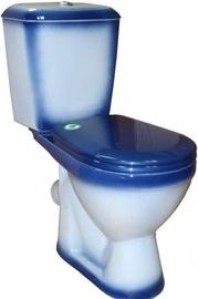 Туалет Rosa Lira, с крышкой, 350 мм x 600 мм