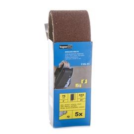 Slīpēšanas lente Vagner SDH 115.11, G40, 533x75 mm, 5 gab.