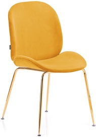 Homede Florin Chairs 2pcs Mustard