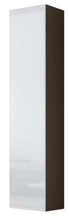 Cama Meble Vigo 180 Full Cabinet Latte/White Gloss