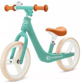 Балансирующий велосипед KinderKraft Fly Plus Midnight Green