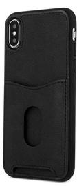 Mocco Smart Wallet Card Holder For Samsung Galaxy J6 Plus J610 Black