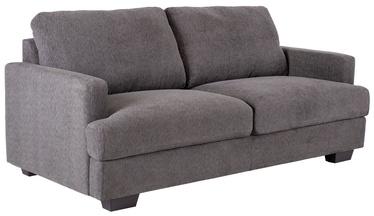 Dīvāns Home4you York 3 21734 Dark Grey, 183.5 x 88 x 85 cm