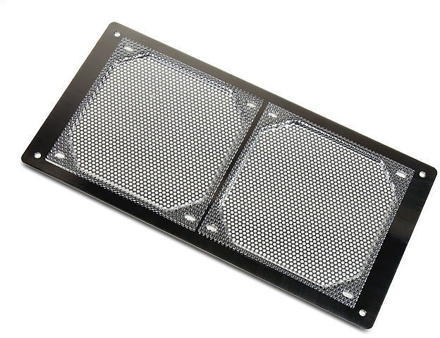 Bitspower Mesh Panel 240 Stainless