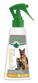 Средство для отпугивания животных Dr Seidel Repelex Plus Dog & Cat Repellent 100ml