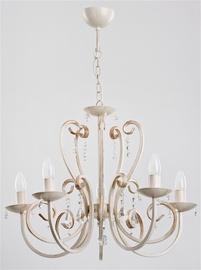 Gaismeklis Alfa Lamp Nero 18515 5x40W E14 White