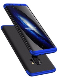 Hurtel 360 Protection Full Body Cover For Samsung Galaxy S9 Plus Black/Blue