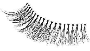 Depend Artificial Eyelashes 1 pair Hanna