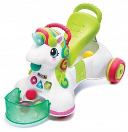 Infantino 3in1 Sit Walk & Ride Unicorn
