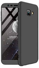GKK 360 Protection Case For Samsung Galaxy J4 Plus J415 Black