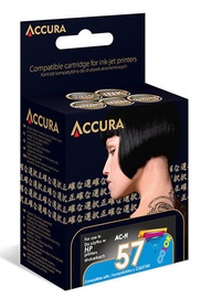 Accura Ink Cartridge HP No.57 18ml Color