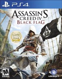 PlayStation 4 (PS4) spēle Assassin's Creed IV Black Flag PS4