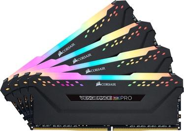 Operatīvā atmiņa (RAM) Corsair Vengeance RGB Pro Black CMW128GX4M4D3000C16 DDR4 128 GB CL15 3000 MHz