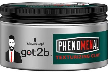 Schwarzkopf Got2b Phenomenal Hair Styling Paste Texturizing Clay 100ml