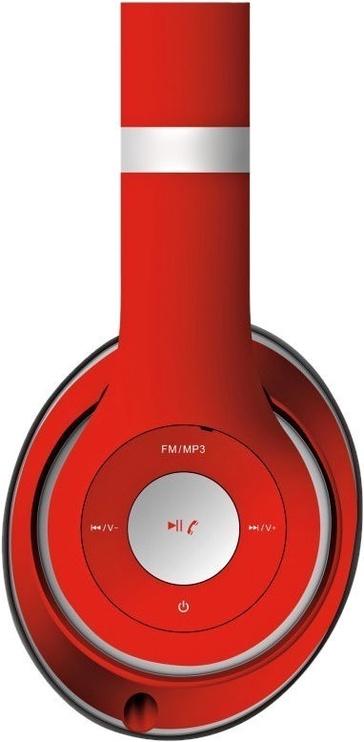 Наушники FreeStyle FH0916 Red, беспроводные