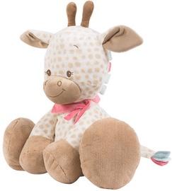 Mīkstā rotaļlieta Nattou Cuddly Animal Charlotte Giraffe 655026, brūna, 75 cm