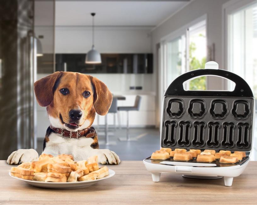 Clatronic Dog Cookie Maker DCM3683 White