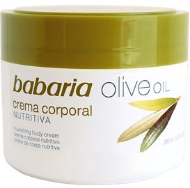Babaria Olive Oil Nourishing Body Cream 250ml