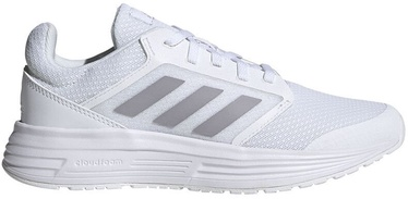 Adidas Women Galaxy 5 Shoes FW6126 White 40 2/3