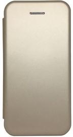 Evelatus Book Case For Xiaomi Redmi Note 8 Gold