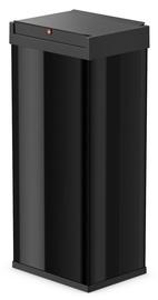 Мусорное ведро Hailo Big-Box Swing Black, 52 л