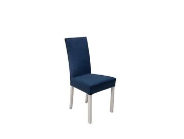 Ēdamistabas krēsls Black Red White Holten Blue