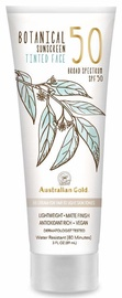 BB крем для лица Australian Gold Botanical Tinted SPF50 Fair-Light, 89 мл