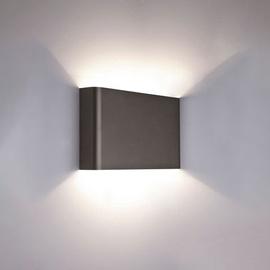 Gaismeklis Nowodvorski Wall Lamp Haga 9710 2x40W Black