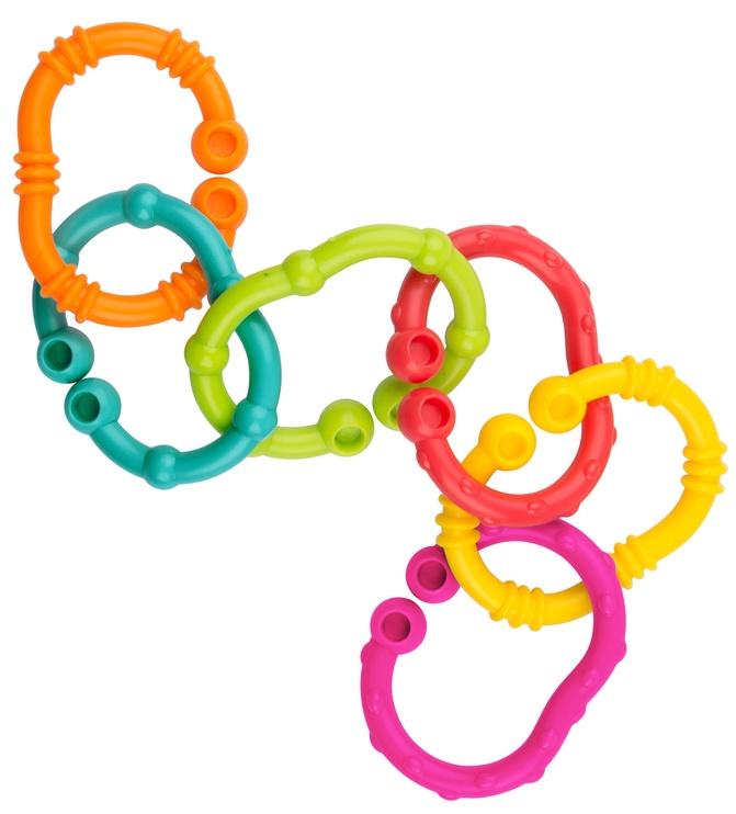 Interaktīva rotaļlieta Playgro Jerry Giraffe Play Time Gift Pack 0187223