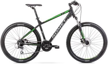 Romet Rambler R7.2 17'' 27.5'' Black/Green