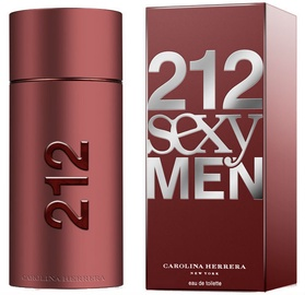 Духи Carolina Herrera 212 Sexy 50ml EDT