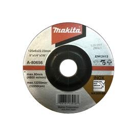Шлифовальный диск Makita A-80656, 125 мм x 22.23 мм
