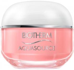 Sejas krēms Biotherm Aquasource 48H Deep Hydration Replenishing Cream, 30 ml
