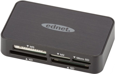Ednet 85055 Multi USB 2.0 Card Reader