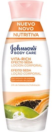Лосьон для тела Johnson's Body Care Vita Rich Silk Effect, 400 мл
