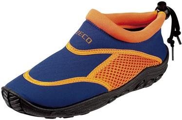 Обувь для водного спорта Beco Children Swimming Shoes 9217163 Blue/Orange 30