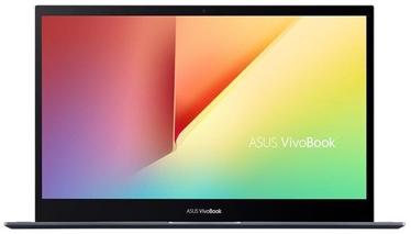 Ноутбук Asus VivoBook Flip 14 TM420IA-EC038T Bespoke Black PL, AMD Ryzen 3, /, 4 GB, 256 GB, 14 ″ (поврежденная упаковка)