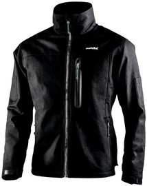 Metabo Cordless Heated Jacket HJA 14.4-18 Black 3XL