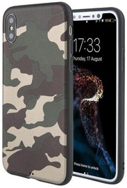 Mocco Army Ultra Back Case For Huawei P10 Lite Army Green