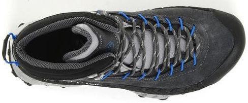 Zābaki ar augstu stulmu La Sportiva TX4 Mid Woman Carbon/Cobalt Blue 39