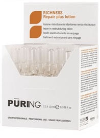 Pūring Richness Repair Plus Lotion Leave In 12x10ml