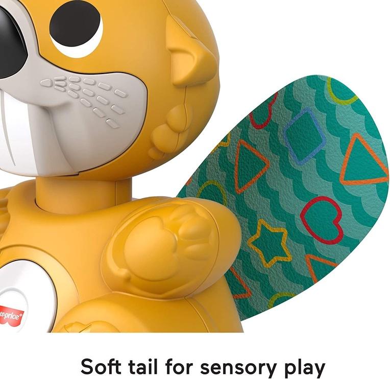 Interaktīva rotaļlieta Fisher Price Linkimals
