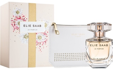 Komplekts sievietēm Elie Saab Le Parfum 50 ml EDP + Bag