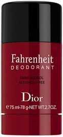 Vīriešu dezodorants Christian Dior Fahrenheit, 75 ml