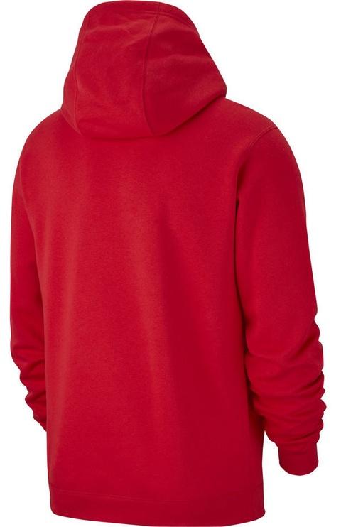 Nike Men's Sweatshirt Hoodie Team Club 19 Fleece PO AR3239 657 Red M