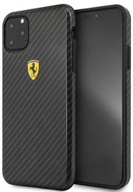 Ferrari On Track Back Case For Apple iPhone 11 Pro Max Black